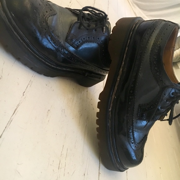 82cd73dc66f Dr. Martens Shoes   Dr Martens Brogue Wingtip Oxfords   Poshmark